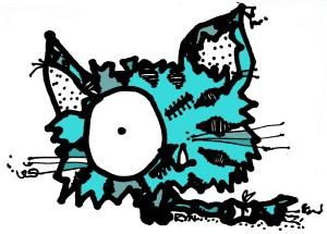 Burnt-out cat/Ryn Gargulinski