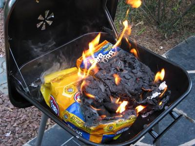 Barbecue/Ryn Gargulinski