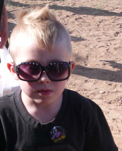 Cutest kid at the Pima County Fair/Photo Ryn Gargulinski