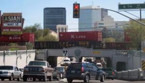 Typcial Tucson traffic/Ryn Gargulinski