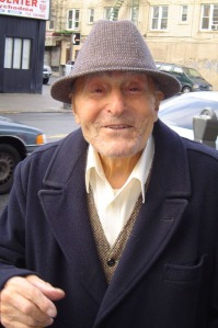"""This cute old man is an ideal """"create a life"""" candidate/Ryn Gargulinski"""