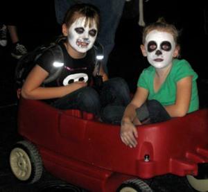 Two cute Tucson kids/Ryn Gargulinski