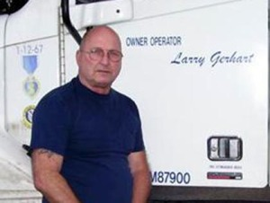 "Larry Gerhart recalls advice from a high school driving instructor: ""Always leave yourself an out.""/submitted photo"