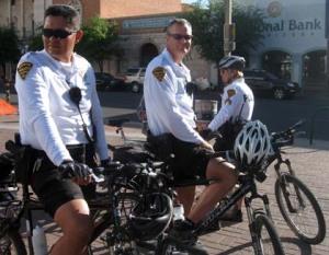 TPD bike patrol/Ryn Gargulinski