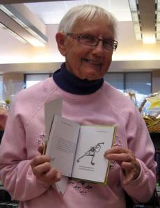 Joy of reading/Ryn Gargulinski