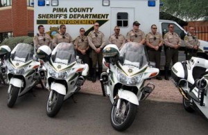 Pima County Sheriff DUI unit/Ryn Gargulinski file photo