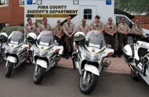 Pima County Sheriff DUI unit/Ryn Gargulinski file photo