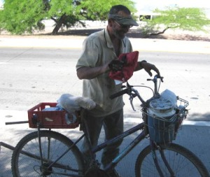 Tucsonan Rick Falco has been homeless for five years/Ryn Gargulinski