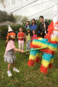 Pinatas are created only to be destoryed/Thinkstock image