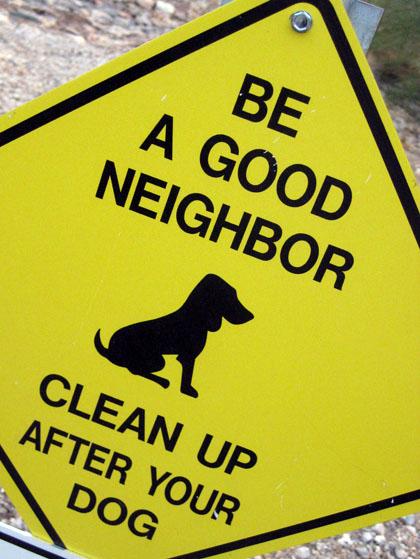 Dog Doo Dilemma Rocks Tucson Nabe Do You Still Pick Up